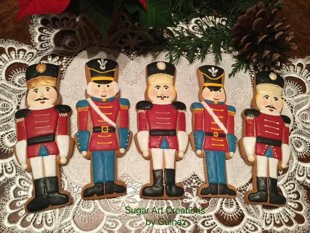 My Christmas Nutcracker Soldiers