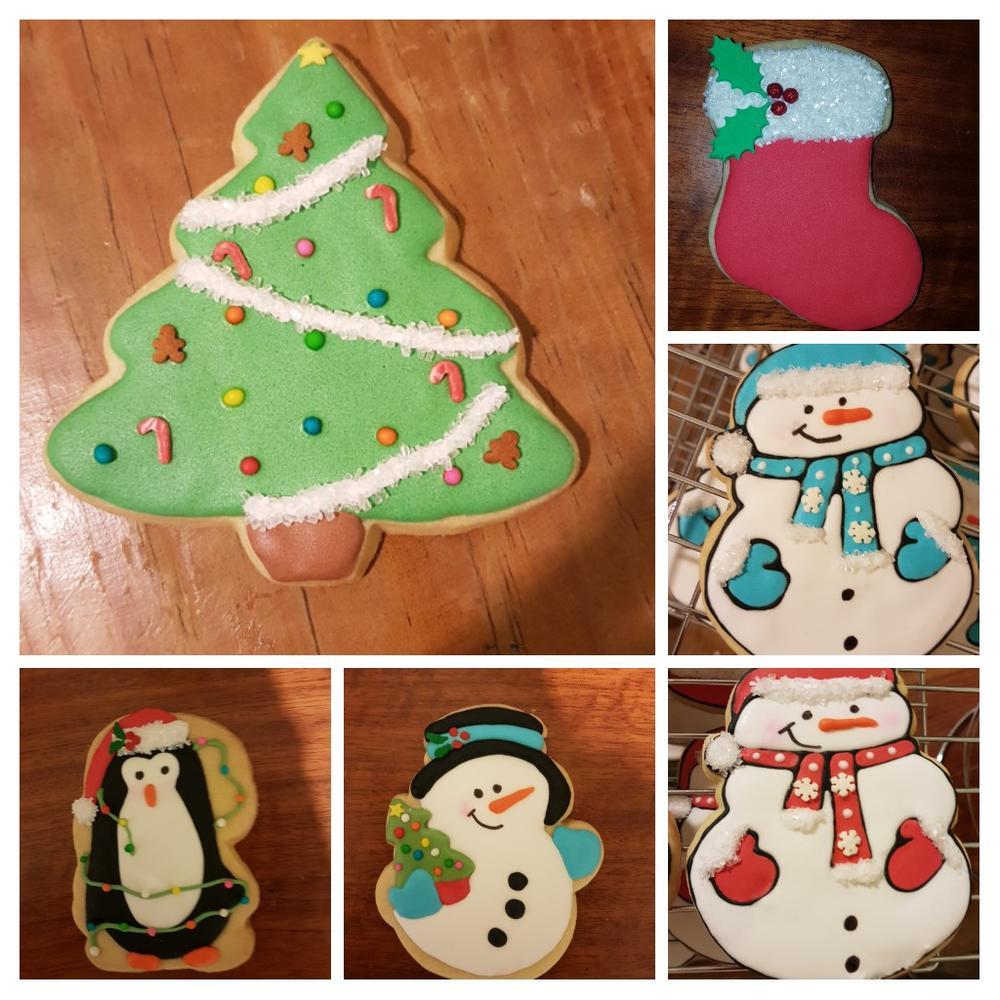 my christmas cookies!!!!!