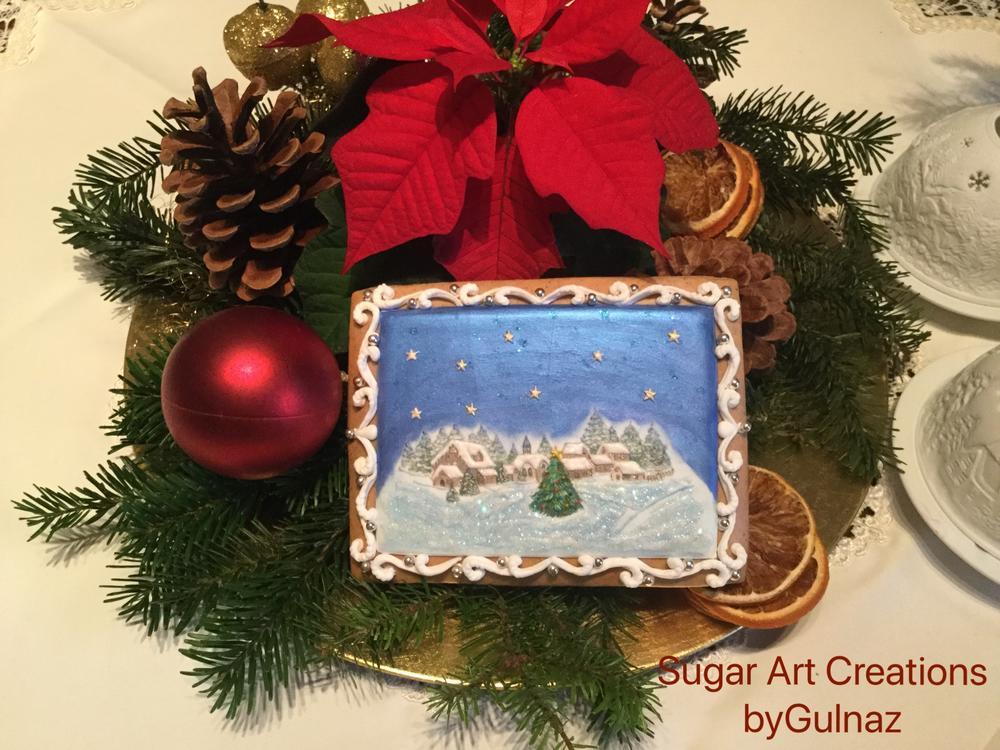 Christmas Eve Cookie
