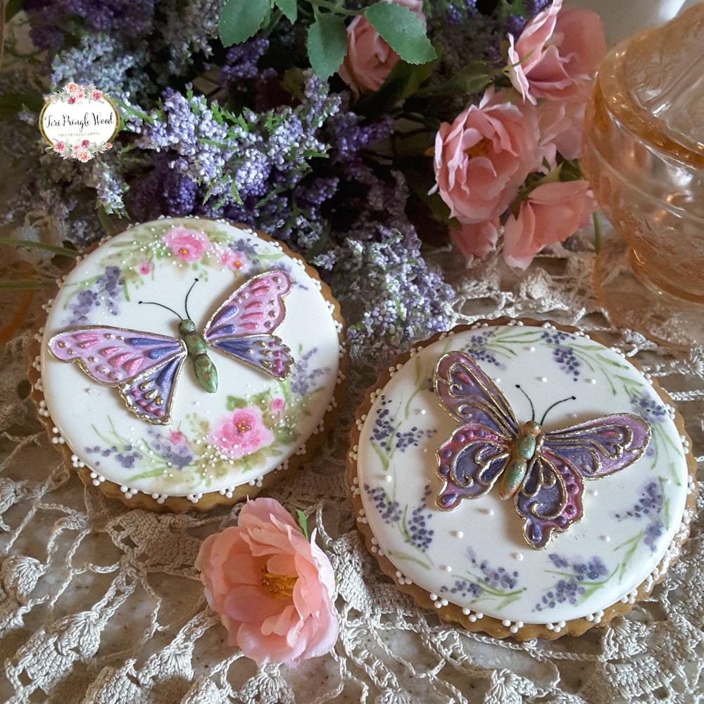 Wings and Flowers