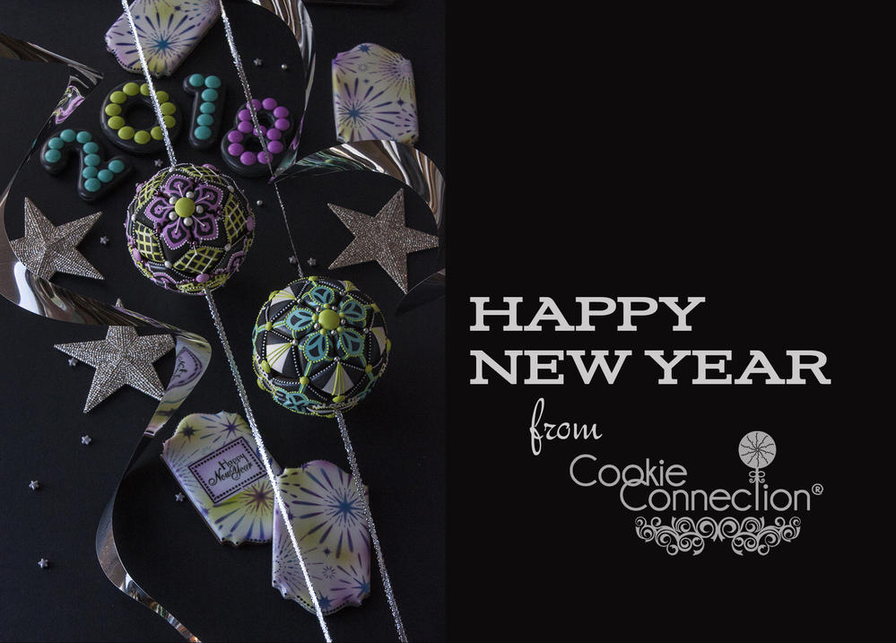 Happy New Year from Cookie Connection