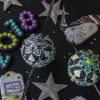 3-D New Year's Eve Ball Drop Cookies by Julia M Usher