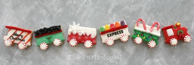 The Peppermint Express!