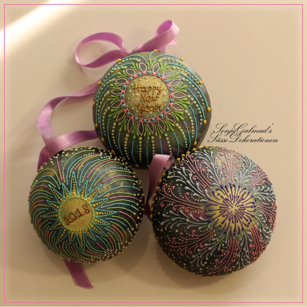Firework Spheres