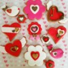 Valentine's Day Cookies by DI ART