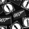 James Bond Birthday cookies
