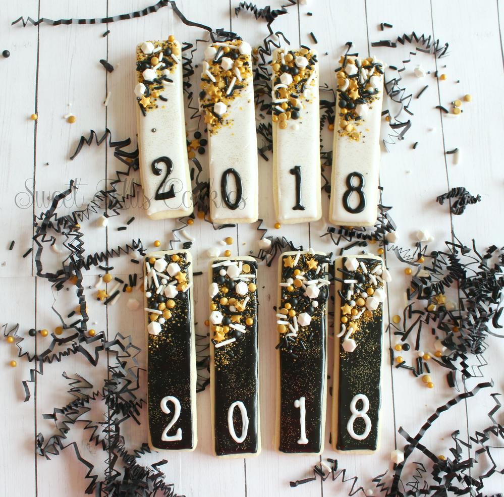 New Years Sticks