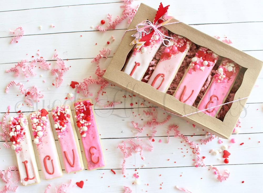 Cookie Sticks of Love