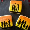 Adoptee welcome home cookies