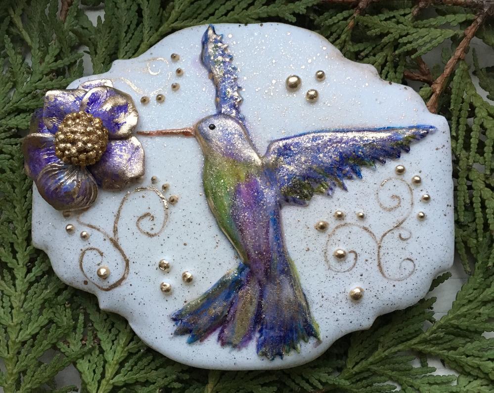 Hummingbird - Practice Bakes Perfect Challenge #26