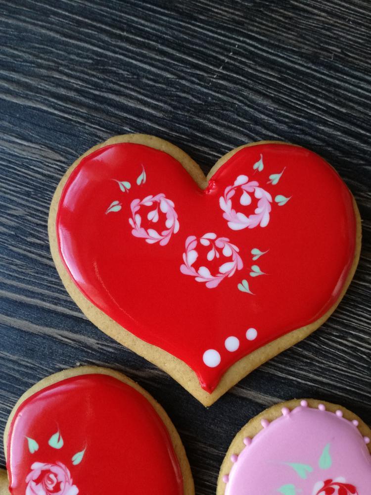 St. Valentine Red Heart