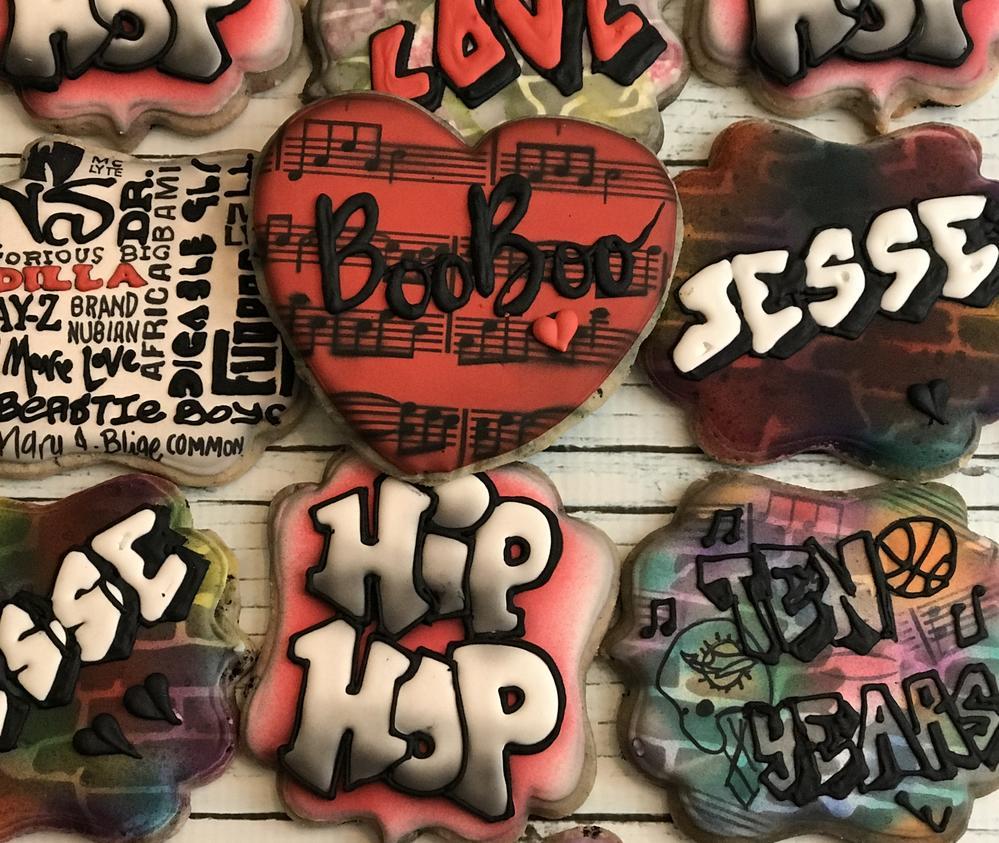 Graffiti and Hip Hop Anniversary
