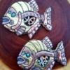 Mr. Blub Blub Steampunk Fish