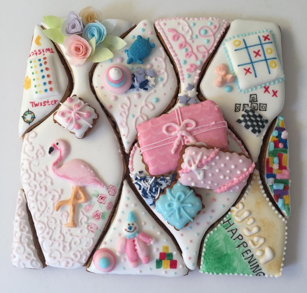 Birthday Cookie Puzzle
