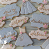 Will You Be My Bridesmaid Cookies by Emma's Sweets