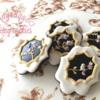 Chinoiserie New Year Cookies