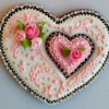 Pink Dreams Valentine Heart (Cookie Celebration)