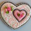 Pink Dreams Valentine Heart (Cookie Celebration)