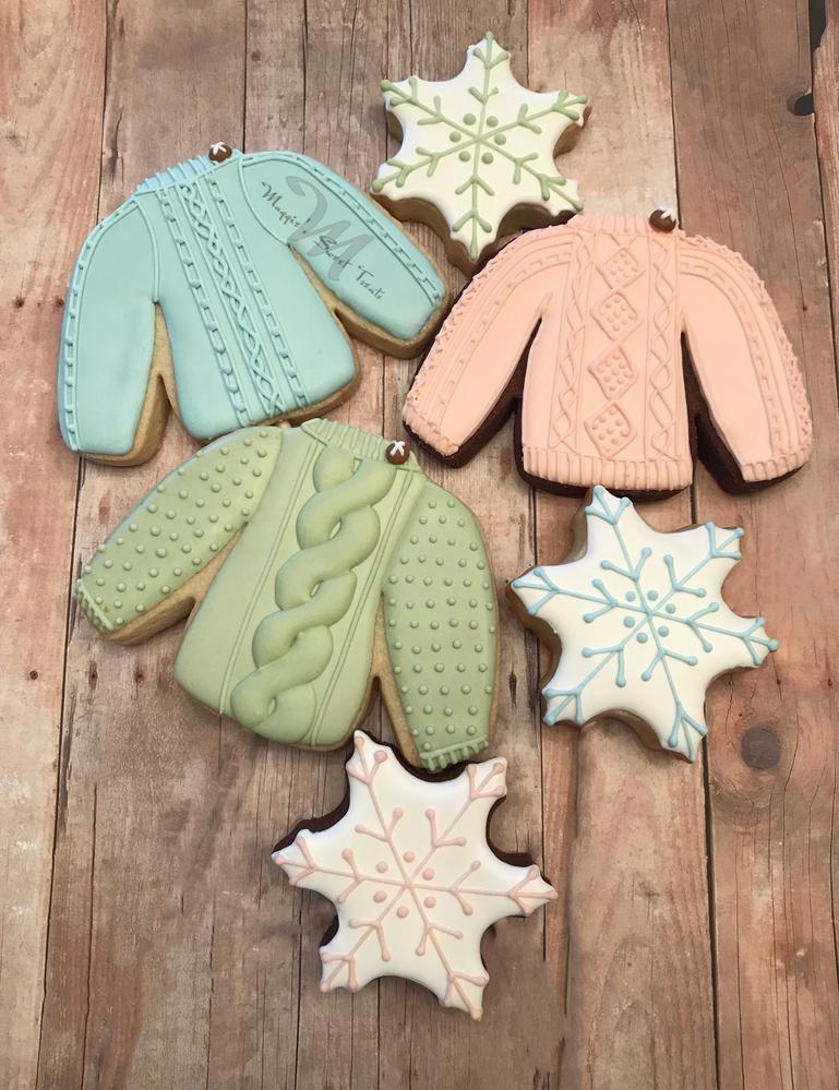 Sweater Cookies
