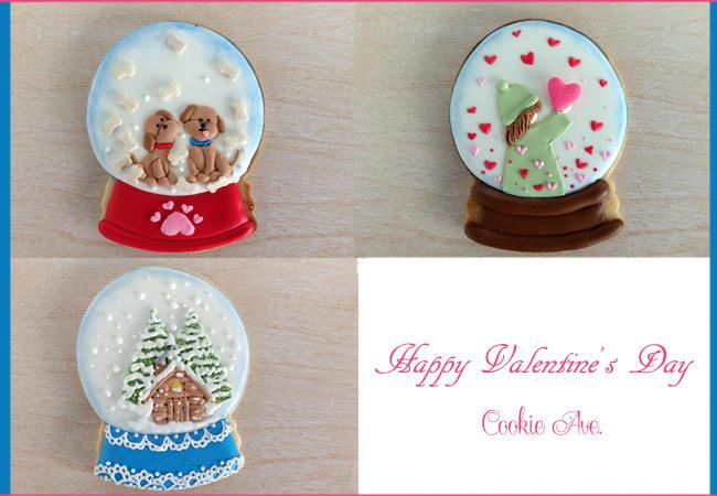 Valentine Snowball