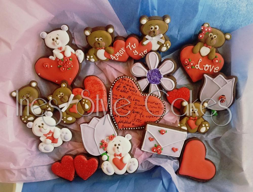 Feliz dia del Amor y la Amistad!