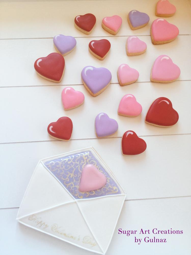 Valentine's Day  letter.
