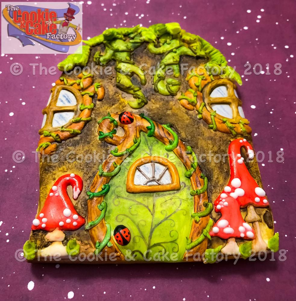 "Fairy House for ""Winter Fairyland Collaboration"""