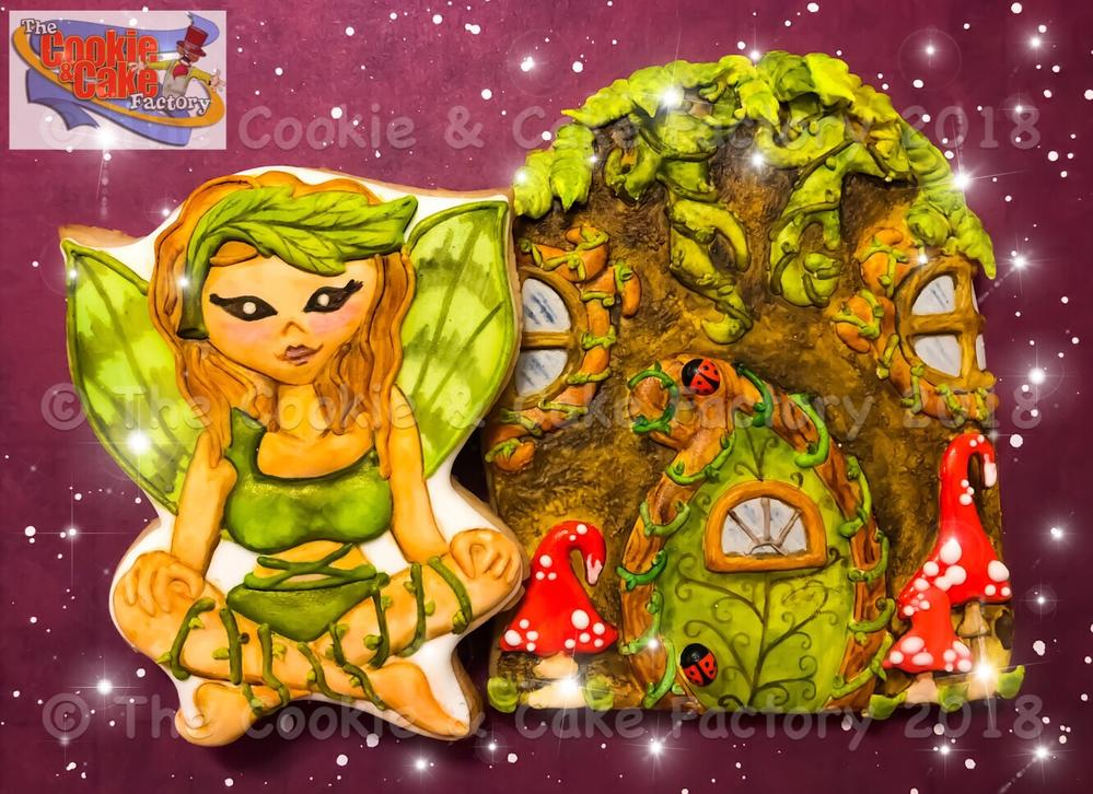 Winter Fairyland Collaboration Set