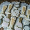 Elegant Bridal Favor Cookies