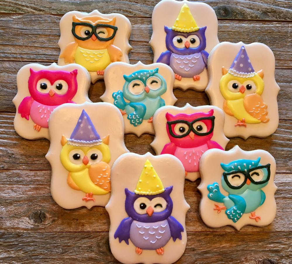 Party Owls
