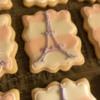 Paige's Designer Cookies - Eiffel Tower
