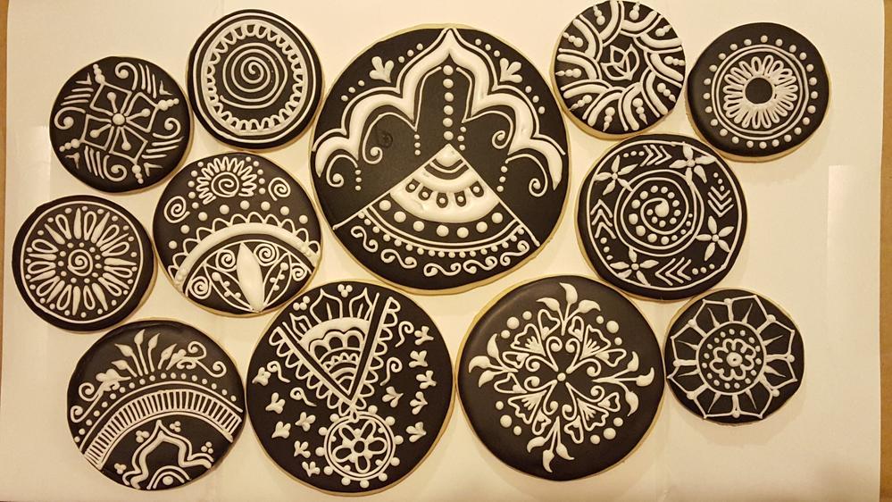 Henna-Inspired
