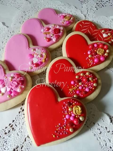 Elegant Hearts