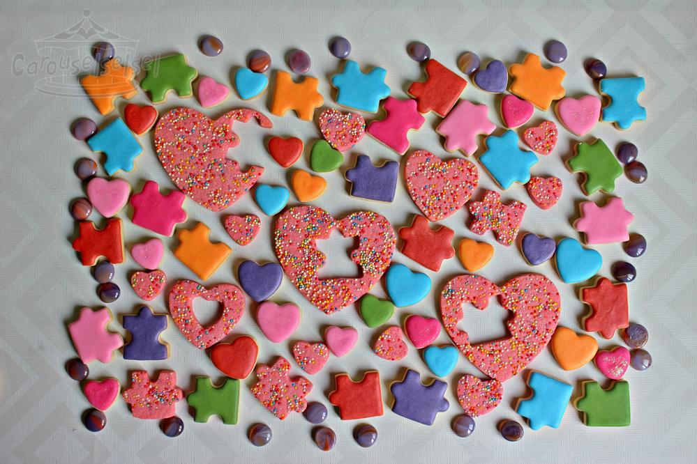 Puzzle Hearts