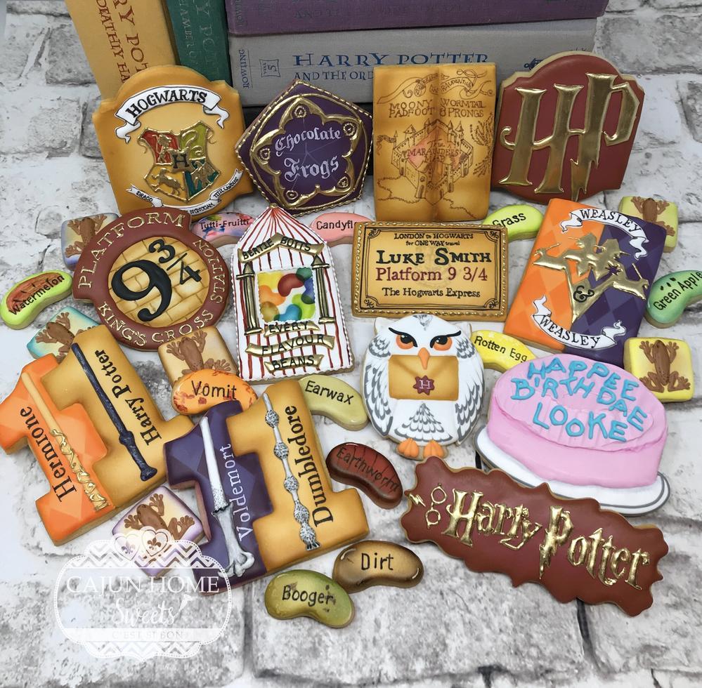 11th HP Birthday set