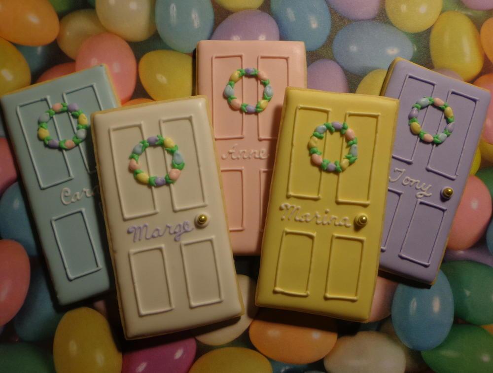 Springtime Doors