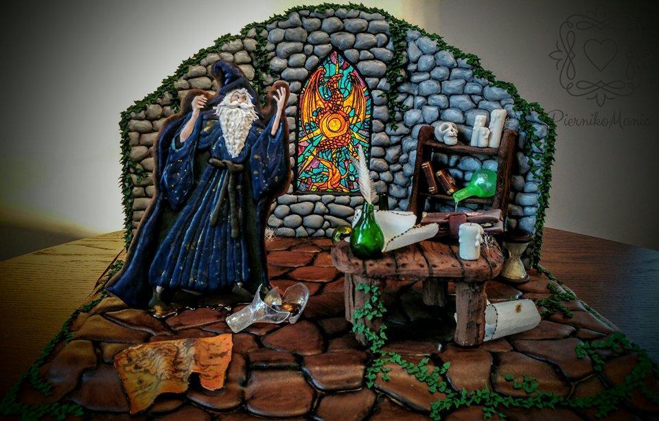 Wizard's lab