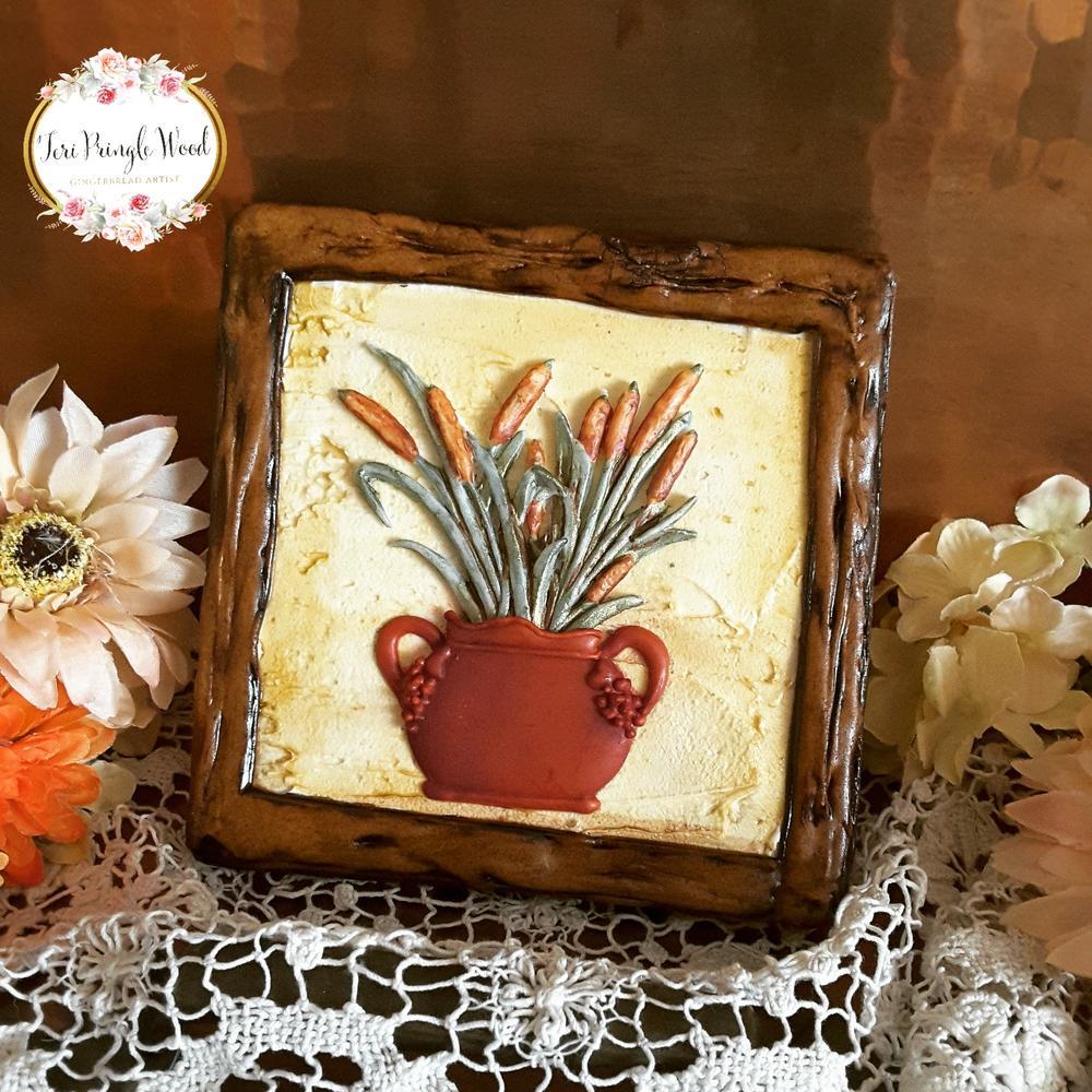 Cattail bouquet