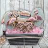 Flamingo Party Centerpiece