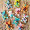 Colourful teddies!🐻