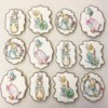 Beatrix potter cookies