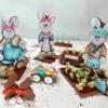 Easter Bunnies Farm