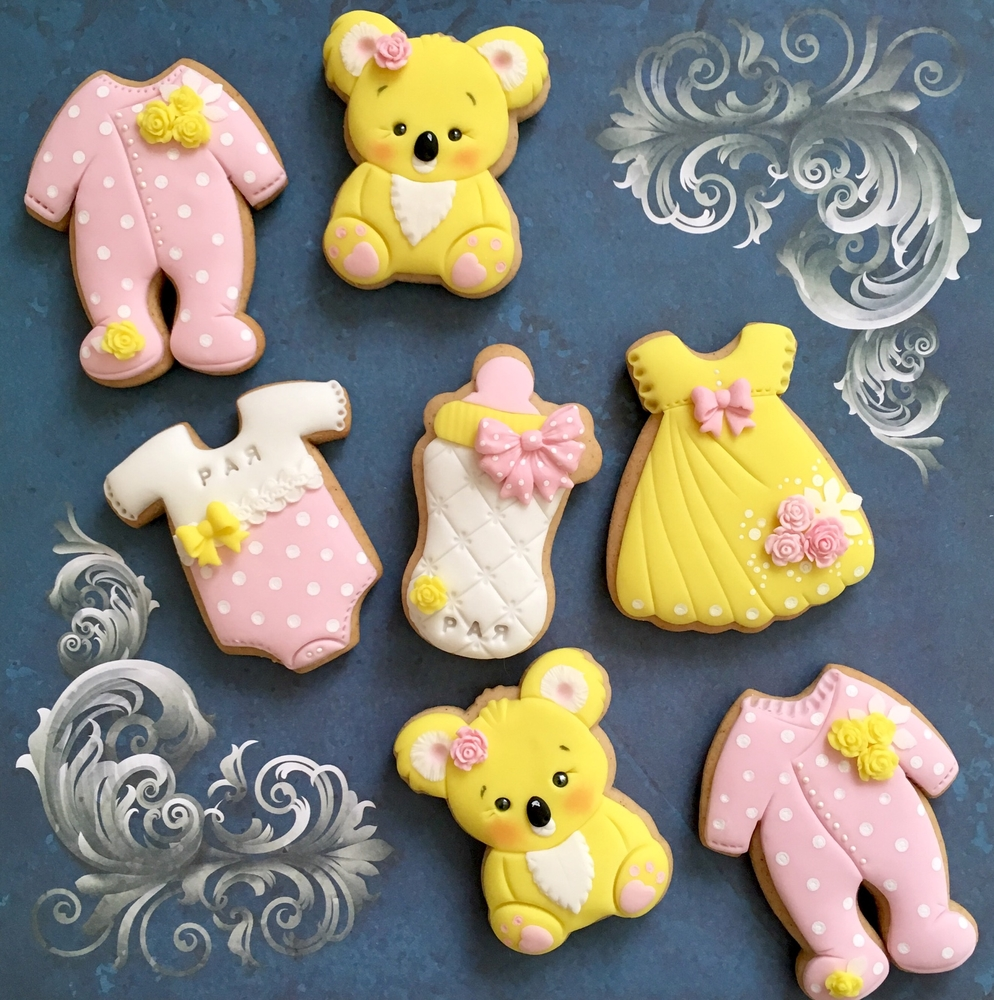 Sweets for little sweetheart