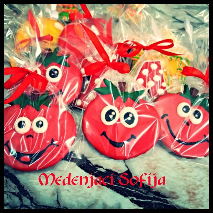Silly Tomato by Medenjaci Sofija