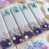 Under the sea cookie sticks