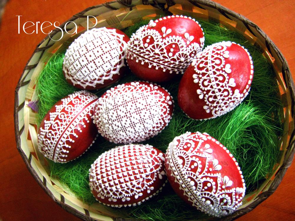 Wielkanocne jajeczka