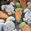 Bunnies love carrots