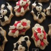 Lorena Rodriguez. Valentine's Day cookies