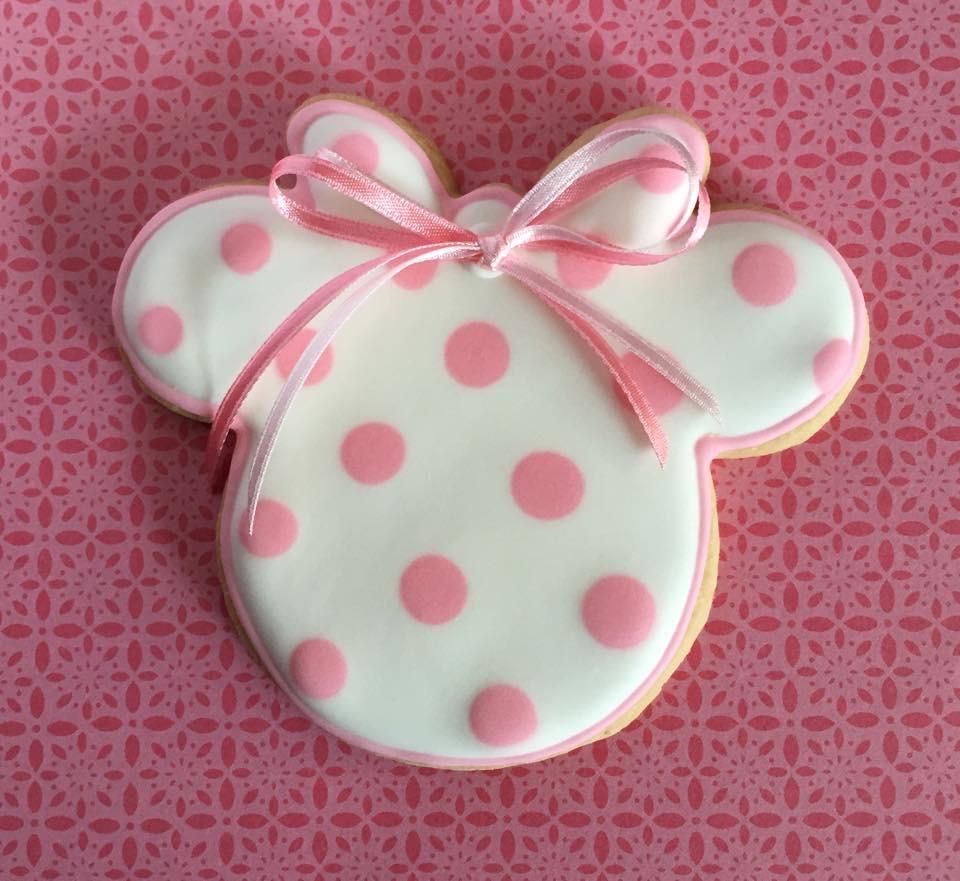 Sofia's birthday cookies