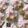 Loren Rodríguez. Baby shower cookies